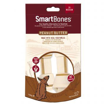 SmartBones Peanut Butter 2p M 158g