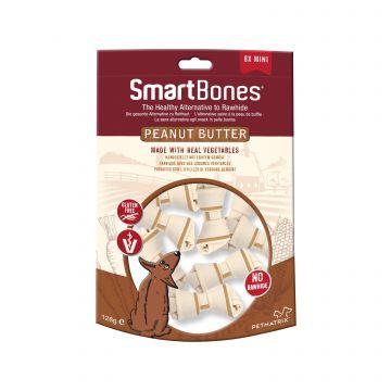 SmartBones Peanut Butter 8p S 128g