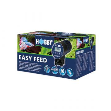 Hobby Foderautomat Easy Feed Svart 15cm
