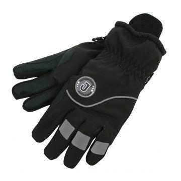 Jacson 5-finger Handske Thermo Svart