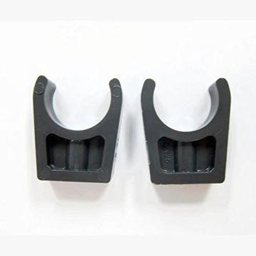 Red Sea Cabinet pipe clip 32-short x2