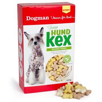Dogman Frasiga Benkex Mini Mix S 500g
