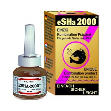 Seahorse Medicin eSHa 2000 20ml
