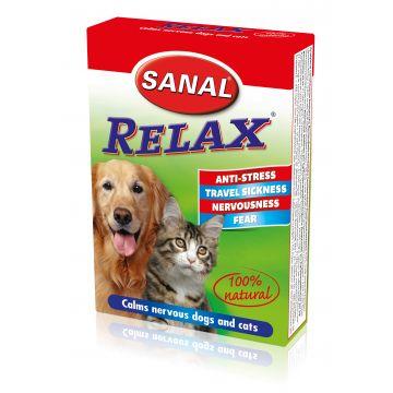 Sanal Relax för mindre djur 15st