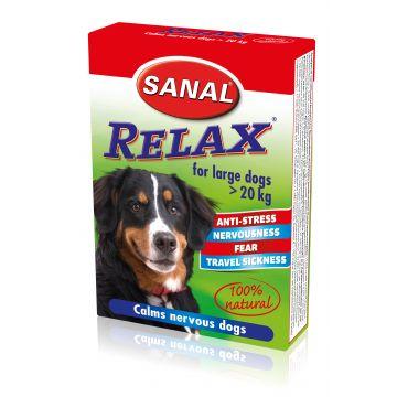 Sanal Relax för hund 20-60kg 15st