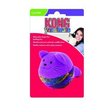 KONG Leke Yarnimals Cat Mix 7,5cm