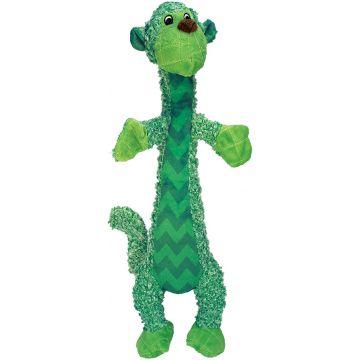 KONG Leke ShakersLuvs Monkey Grønn S 28cm