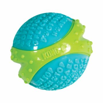 KONG Leksak CoreStrength Ball Turkos L 7,5cm
