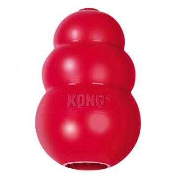 KONG Leke Kong Classic Rød M 8,5cm