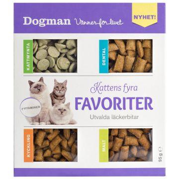 Dogman Fyra favoriter 95g