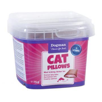 Dogman Pillows krämig lax 75g