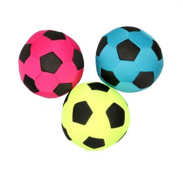 Dogman Leke Fotball flytende Mix S 12cm