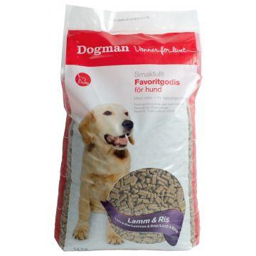 Dogman Favoritgodis lamm o ris 14kg