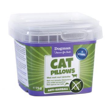 Dogman Pillows antihårboll 75g