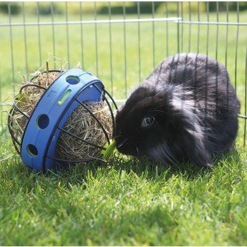 Savic Matbehållare Bunny Blå 20cm