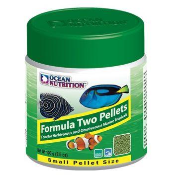 Ocean Nutrition Formula Two pellets S 100g