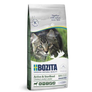 Bozita Active Sterilized Grain Free 2kg