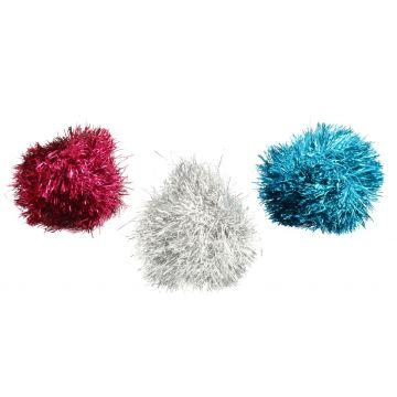 Dogman Leke Glitterball Mix 4cm