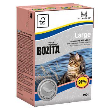 Bozita Feline Large cat 190g
