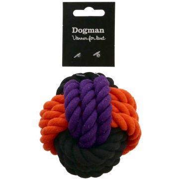 Dogman Leke Tauball Oransje L 9cm