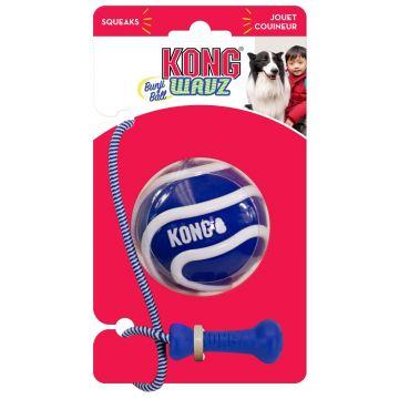 KONG Leksak Wavz Bunjiball Mix S