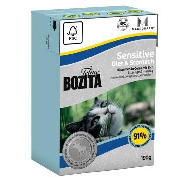 Bozita Feline Diet Stomach Sensitive 190g