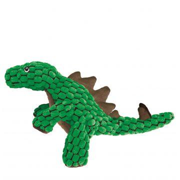 KONG Leksak Dynos Stagosaurus Grön S 32cm