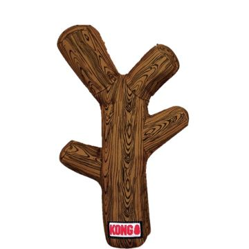 KONG Leksak FetchStix Brun M 40cm