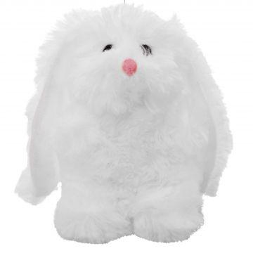 Dogman Leksak Kanin Vit S 18cm