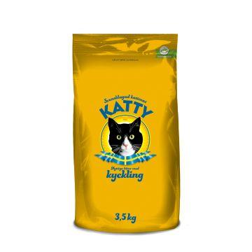 Katty Nyttiga bitar med kyckling 3,5kg
