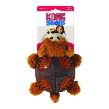 KONG Leksak Shells Bear Brun L 23cm