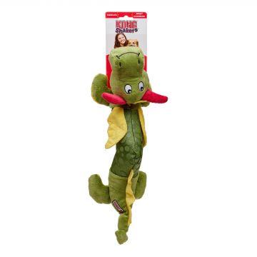 KONG Leke Shakers Dragon Grønn M/L 39cm