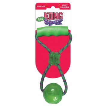 KONG Leksak Squeezz Ball Mix M 27cm
