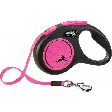 Flexi New Neon Tape Rosa S 5m