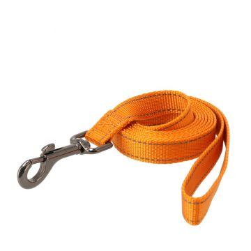 Dogman Nylonkoppel Iris Orange