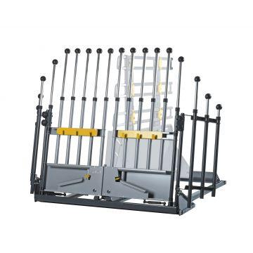 MIMSafe VarioGate G4 2-dörrar 92-128x78-150x55,5-96cm