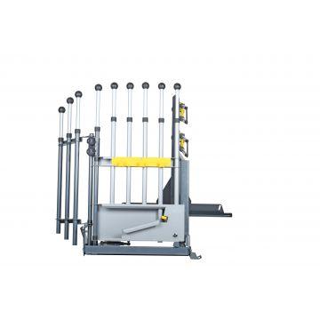 MIMSafe VarioGate G4 1-dörr 53-72x55,5-96cm