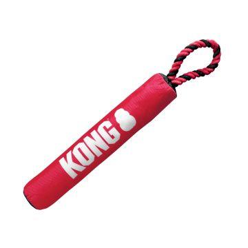 KONG Leke Signature Stick m tau Rød M 30cm