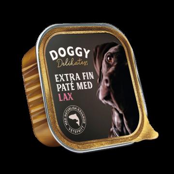 Doggy Delikatesspaté med laks 150g