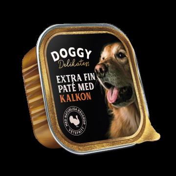 Doggy Delikatesspaté med kalkun 150g