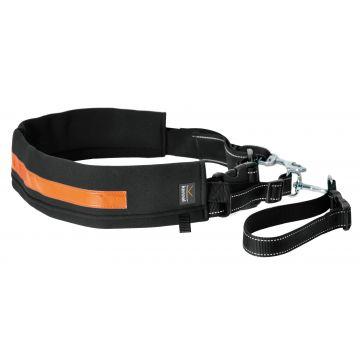 Kennel Equip Hiking Belt Gear Svart M/L 75-120cm