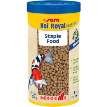 Sera Koi Royal Nature pellets M 1000ml
