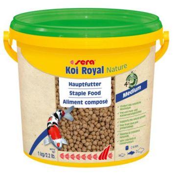 Sera Koi Royal Nature pellets M 3800ml