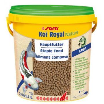 Sera Koi Royal Nature pellets L 10L