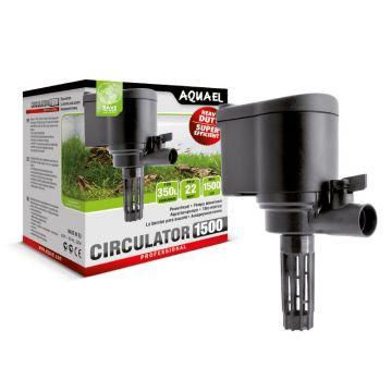 Aquael Cirkulationspump Cirkulator Svart