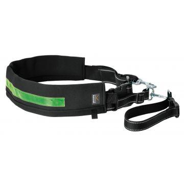 Kennel Equip Hiking Belt Gear Svart 75-120cm
