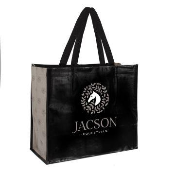 Jacson Bärkasse Jacson Svart 39x34x20cm