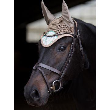 Jacson Hette Blomma Beige Ponny