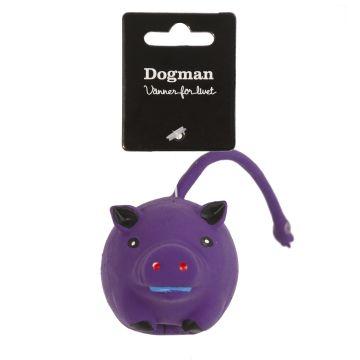 Dogman Leke Piggy Lilla S 21cm