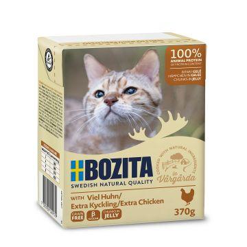 Bozita Bitar i gelé rik på kyckling 370g